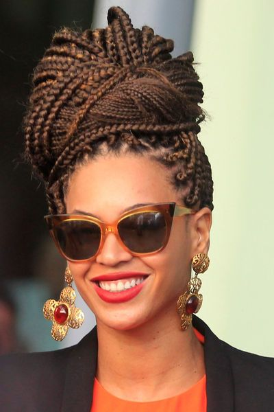 EN IMAGES. Les 10 plus belles coiffures de 2013 Cheveux