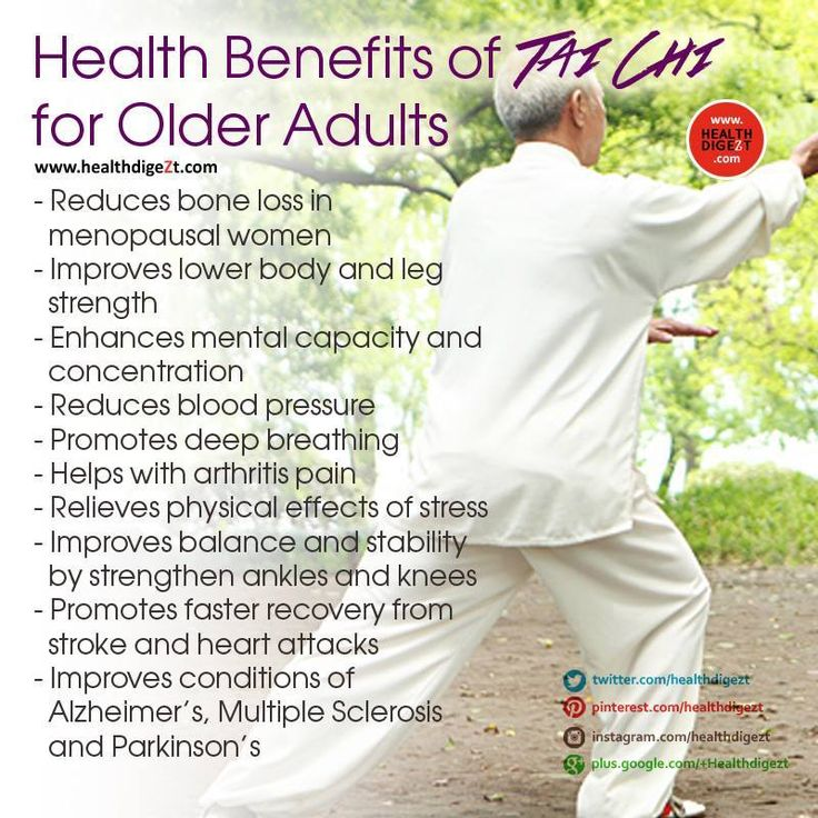 The Benefits of Learning Tai Chi