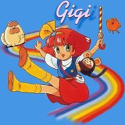 On voulait toutes être Gigi et se transformer à volonté! Qu'est ce que j'ai pu entendre la chanson  vu que c'est mon surnom!!!