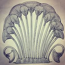 ancient egyptian lotus plant - Google Search