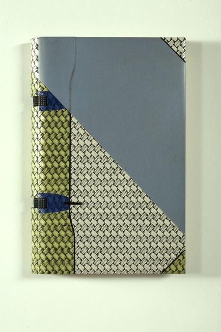 Travel Journal-Art Diary-Eclectic Design| Serafini Amelia| Handbound book by Jean de Gonet