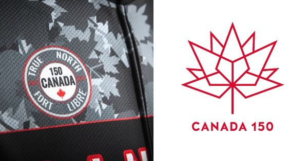 Garneau Launches Collection to Celebrate Canada's 150th Anniversary