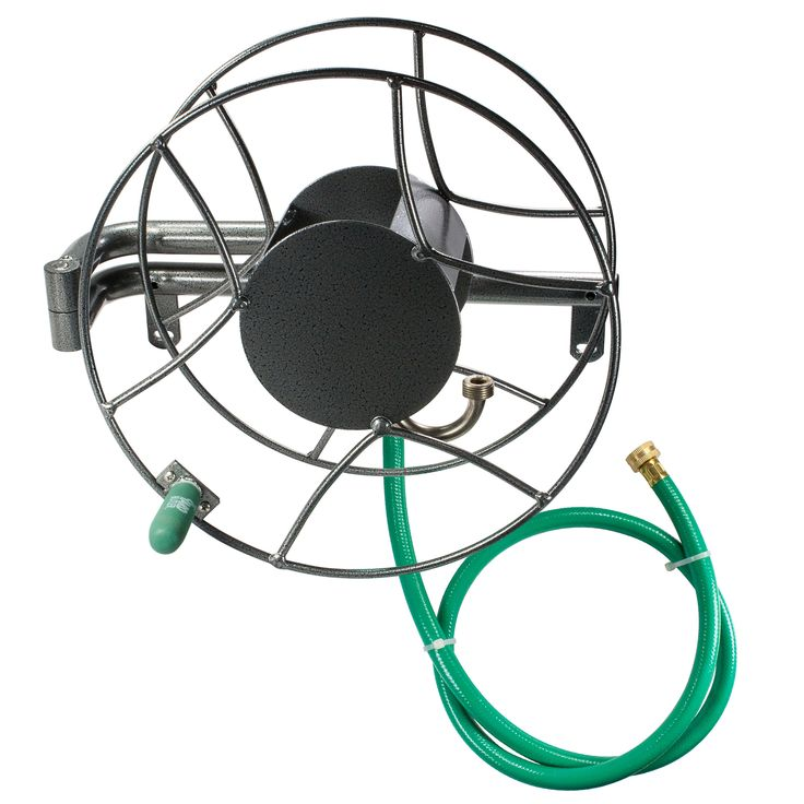Lewis Wall Mount Swivel Hose Reel