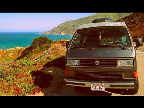 Living in My 1987 VW Westfalia Van - Meet Rufus