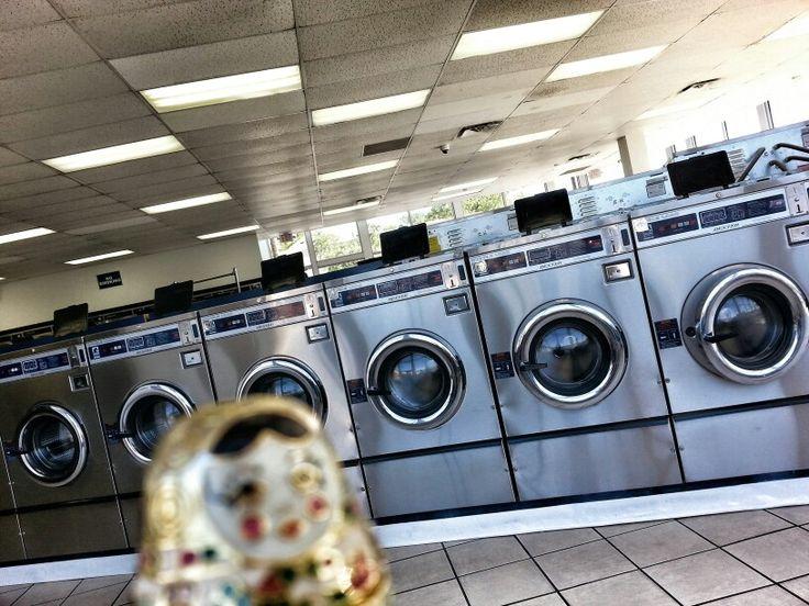 Nanette @ laundry