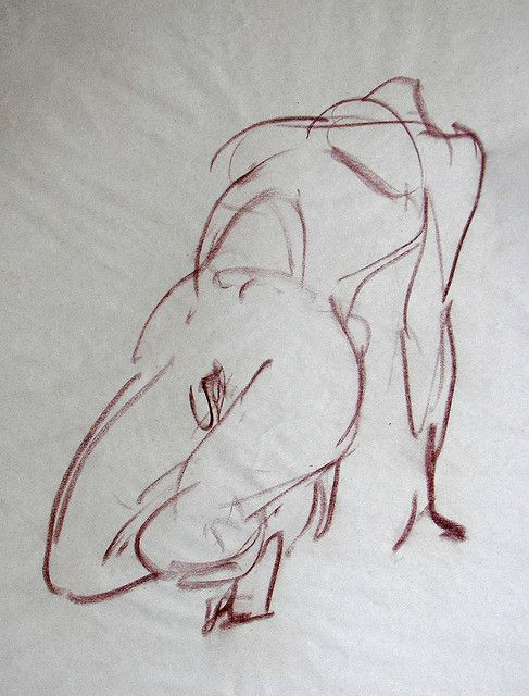 http://fiverr.com/drawportraits/make-a-custom-portrait-drawing nude gesture…