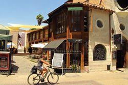 Plaza Mulato Gil de Castro Barrio Lastarria Santiago - Chile