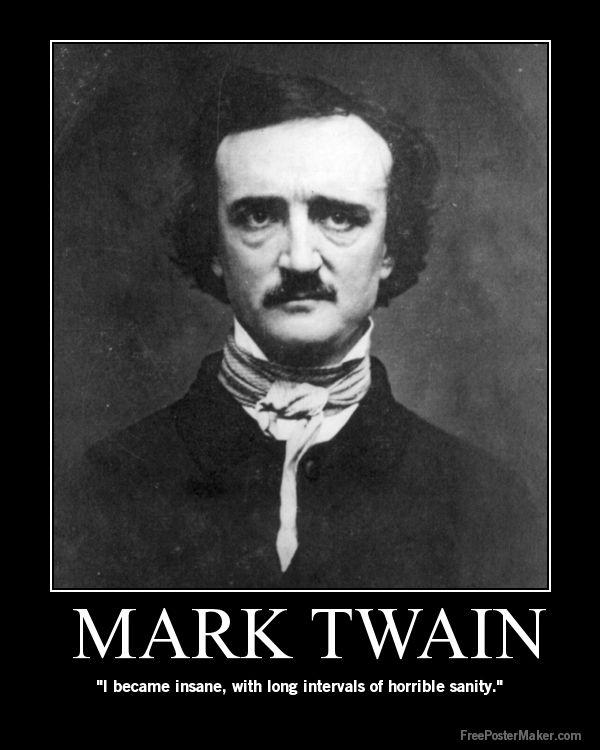 comic mark twain educational journey
