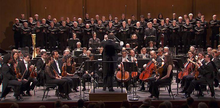 Où voir de la musique classique en ligne ?