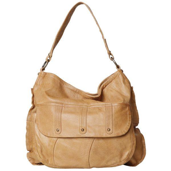 Belinda Shoulder Bag (Camel)
