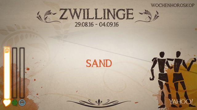 Wochenhoroskop: Zwilling (KW 35 - 2016) - So stehen deine Sterne Kinder Wochen vom 29. - 4.9.2016 #Horoskop #Zwilling #Liebe #Gesundheit #Job
