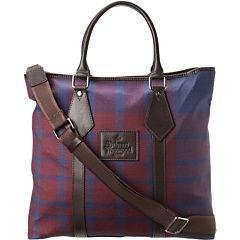 Vivienne Westwood Man Tartan Shopper  #gotitallinthebag #newbagoftricks #Zappos