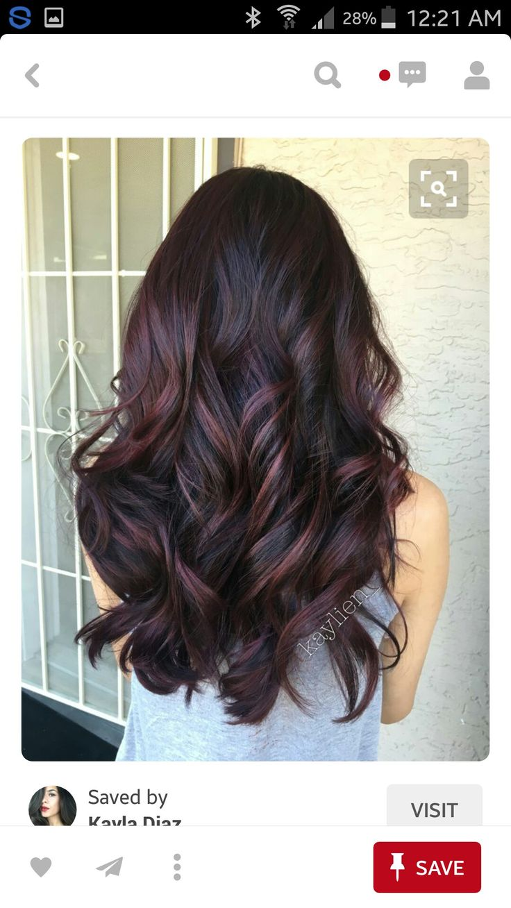 295 best images about Hair on Pinterest   Violet hair ...