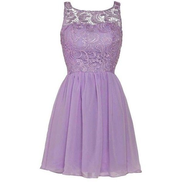 Short bridesmaid dresses ❤ liked on Polyvore featuring dresses, bridesmaid dresses, purple cocktail dresses, short dresses, sheer short dress and sheer cocktail dress
