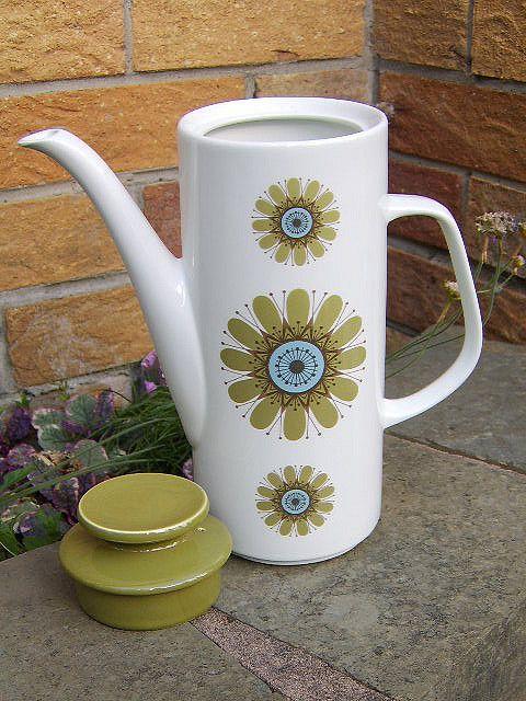 Vintage Coffee Pot (Maker unknown)