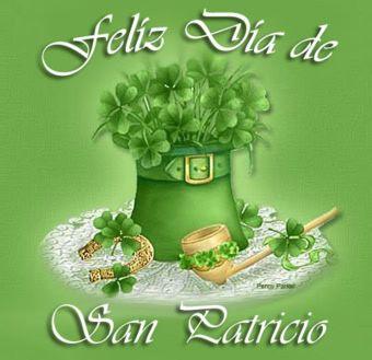 ♣ 17 Marzo... Dia de San Patricio ♣