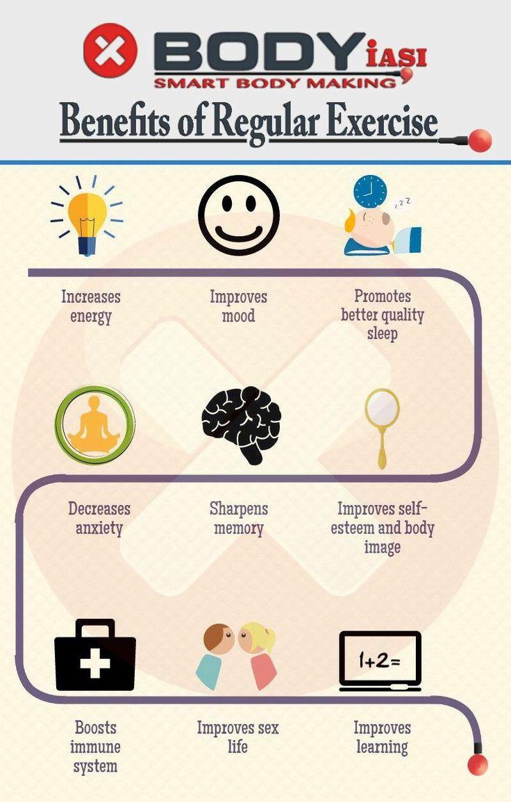 Benefits of Regular Exercise www.xbody-iasi.ro