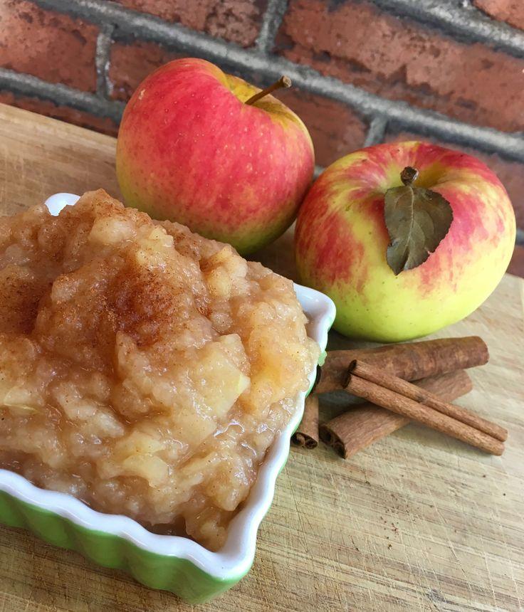 First official autumn recipe post of the  year. #autumnrecipes #applesauce #veganrecipe #whatveganseat