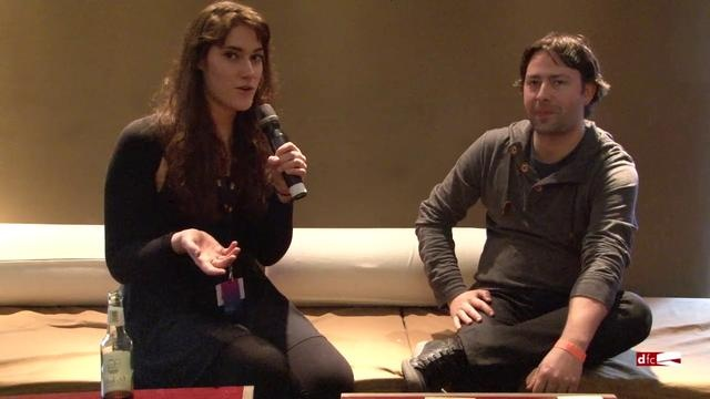 Day 2 - DFC12 - Interview Jessica Caldwell by ntc GmbH