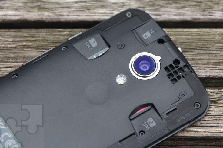 Motorola G (2 Gen.) - 2 SIM kártyával.