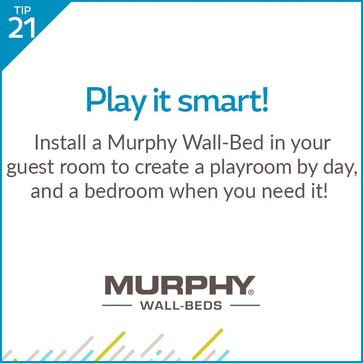 A spare room can offer so much more! Give the kids a play space that is smart and stylish.