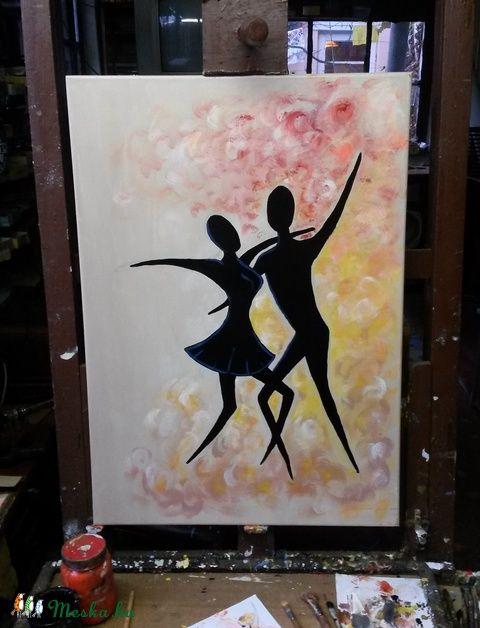 Táncosok K. Beatrix