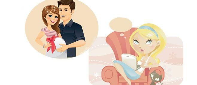 Petit guide de survie à la crise du quart de vie… quand tout le monde devient parent sauf vous! | Marie Eve Gosemick (Poutine pour emporter) | Clindoeil.ca #société #trentaine #famille #maman #mère #enfant #enfants #bébé #bébés #succès #réussite #vdm #viedemerde #échec #fail