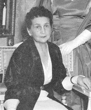 Sylvi Kekkonen (March 12, 1900 - December 2, 1974) was a Finnish writer and President Urho Kekkonen's wife.