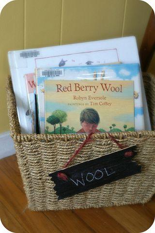 wool reading