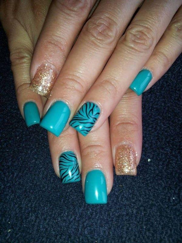 37 mejores imágenes de Shellac Nails en Pinterest   Diseños de uñas ...