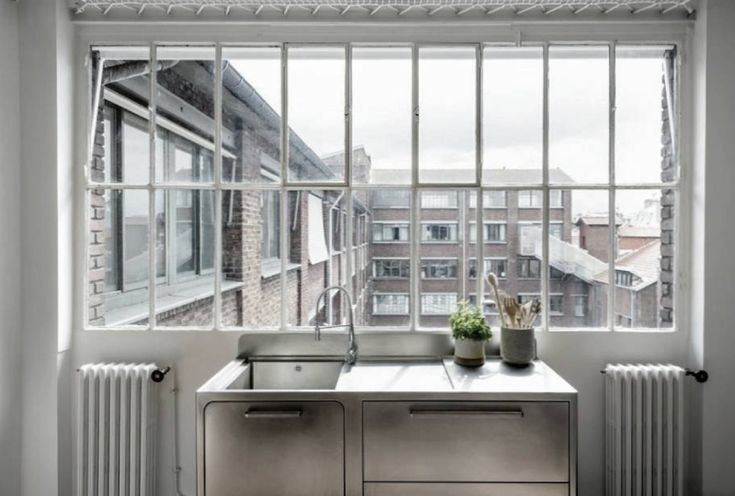 La cucina EGO di Abimis protagonista in un loft parigino