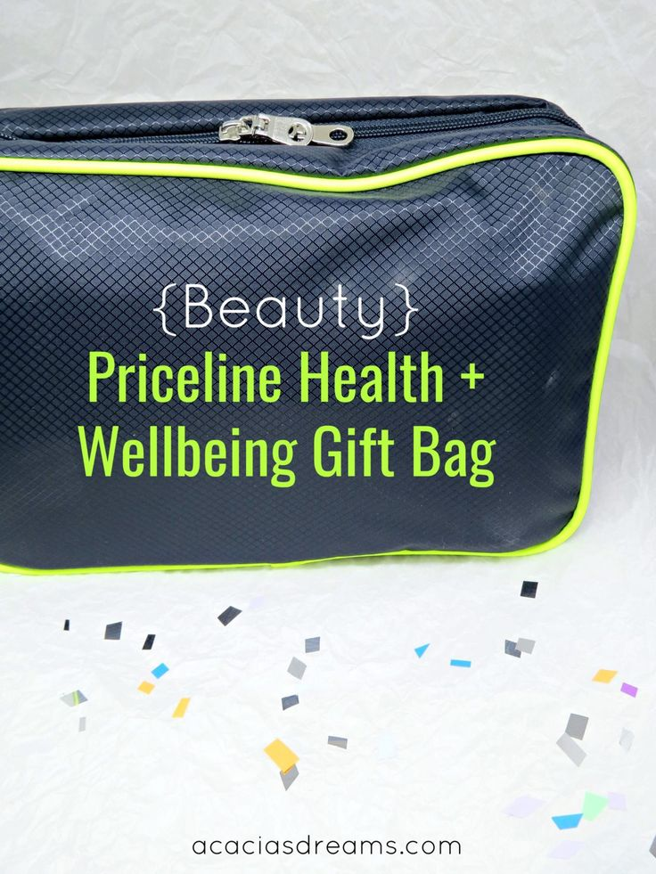 {Beauty} Priceline Health   Wellbeing Gift Bag
