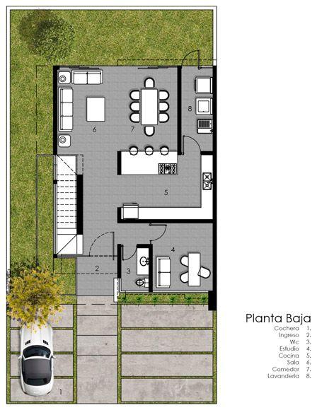 Creato fuerte 126 pinterest - Planos de arquitectos ...