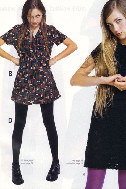 A Delia's Girl Dishes On Catalog-Modeling In The '90s #refinery29  http://www.refinery29.com/delias-model-kim-matulova#slide5