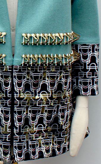 Modeconnect.com - New Designers 2014 Exhibition Textile Designs