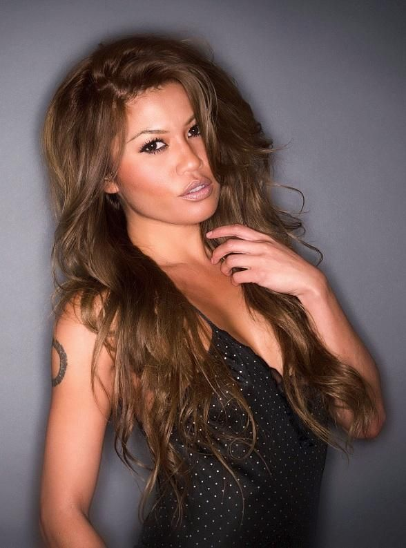 Actress And Car Model Charmane Star Will Host A Party At Crazy Horse Iii On Friday Nov  Star Who Has Strutted Her Stuff As An Impor
