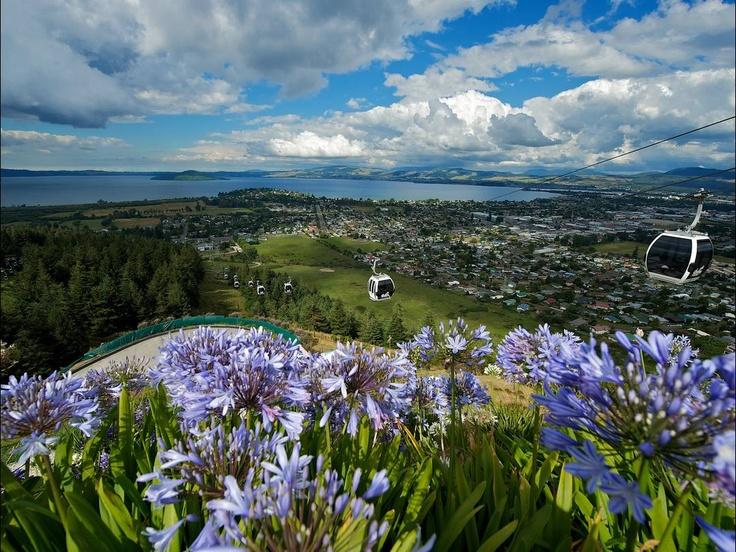 Rotorua, New Zealand. Gene Sloan, USA TODAY