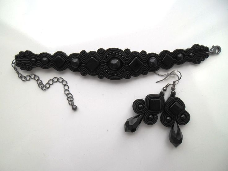 Small black set - Handmade Wonderland