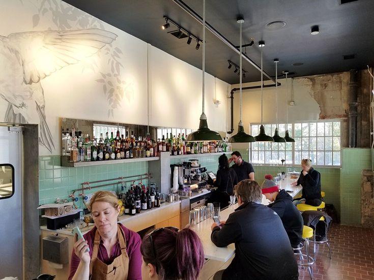 Hummingbird Cafe And Bar Raleigh Nc
