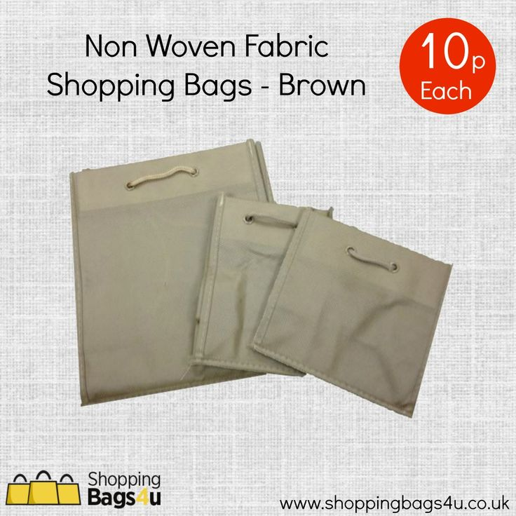 These non woven bags are made from 100% recycled polypropylene. With matching rope handles and a side and bottom gusset and for added strength these bags also have a reinforced cardboard base and top. Biodegradable, recyclable and reusable its easy to see why this is one of our bestsellers!