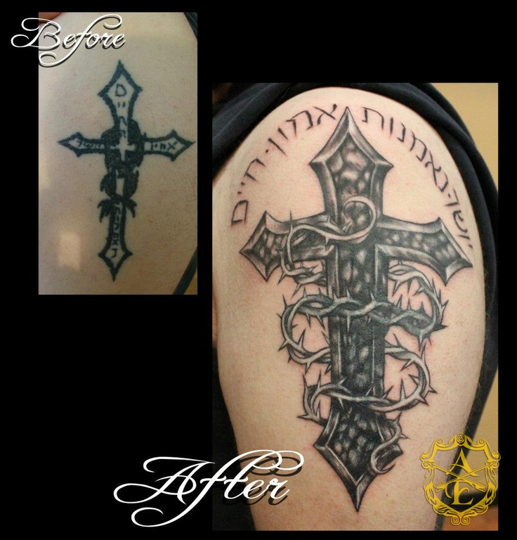 28 best cover up and re work tattoos by sean ambrose for How to cover up tattoos for work
