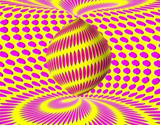 A collection of Moving Optical Illusions | All2Need