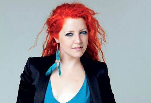 Noemi was voted 5th out of millions of Italian women in to 5 Italian singers