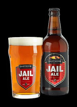 Made in #Devon http://www.dartmoorbrewery.co.uk/ Jail Ale #packaging #tradingstandards