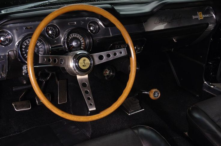 ///KarzNshit///: '67 Шелби GT500
