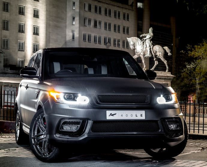 Kahn Range Rover 400-LE Edition Revealed At The London Yacht, Jet And Prestige Car Show
