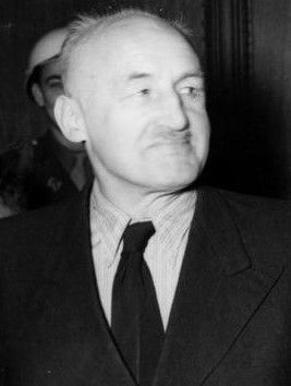 """Julius Streicher - founder and publisher of """"DER STURMER"""" a highly,Antisemitic NSDAP, publication"""