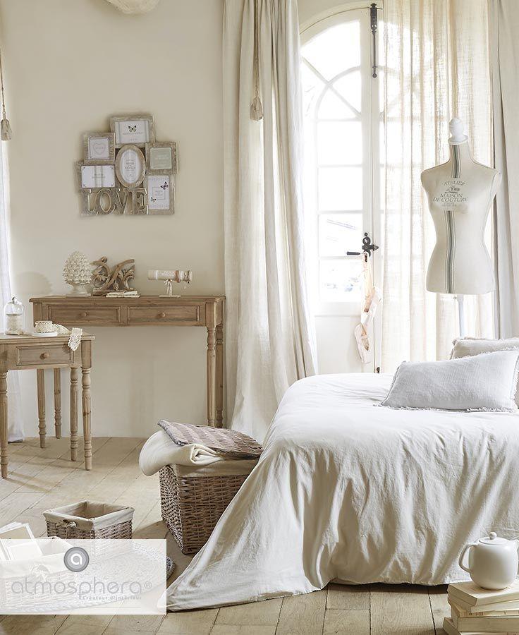 Une Chambre Cosy Et Romantique Marque Atmosphera Decoration
