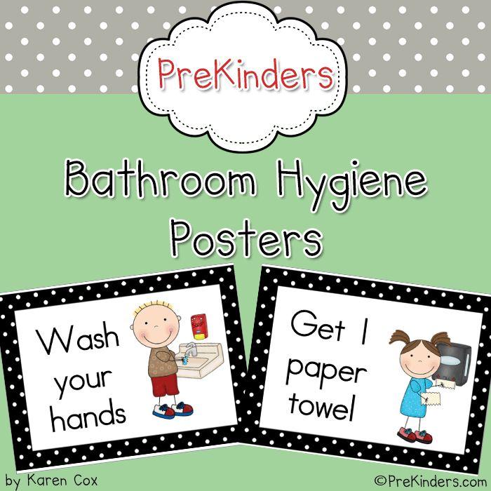Bathroom Signs For Kindergarten 106 best kindergarten - new classroom images on pinterest