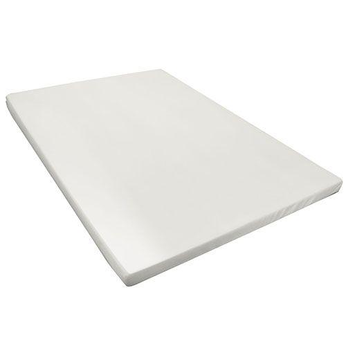 Queen Mattress Topper 8cm Thick Visco Memory Foam | Buy Queen Mattress Toppers